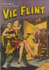 Cover For Vic Flint 1