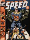 Cover For Speed Comics 21