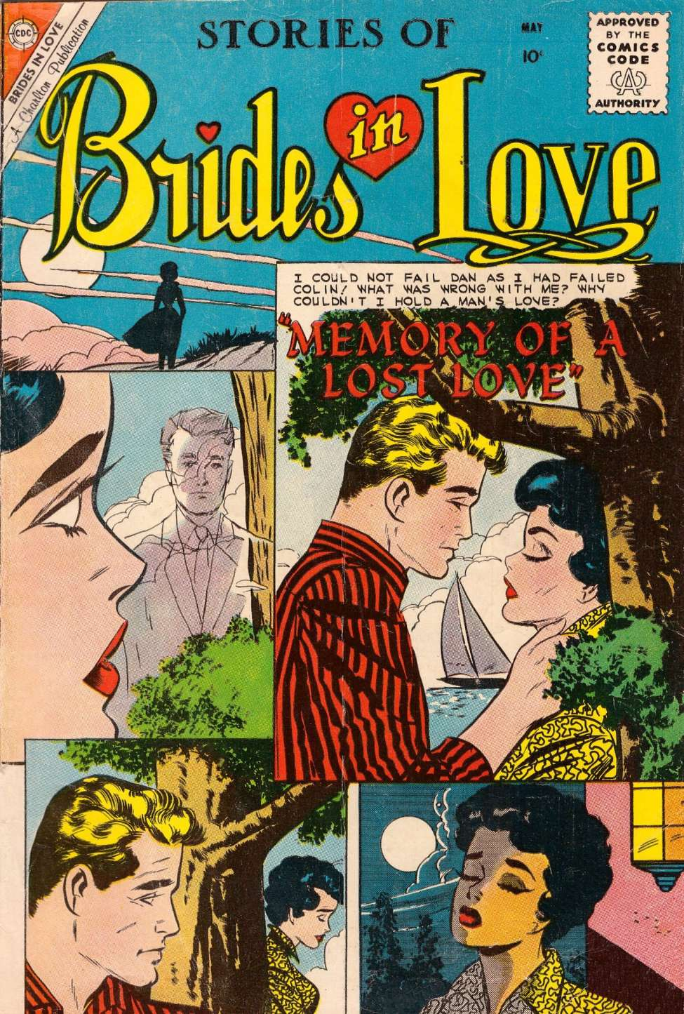Comic Book Cover For Brides in Love #18