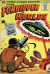 Cover For Forbidden Worlds 86