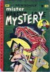 Cover For Mister Mystery 5