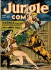 Cover For Jungle Comics 31