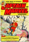 Cover For Captain Marvel Adventures 145