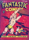 Cover For Fantastic Comics 17