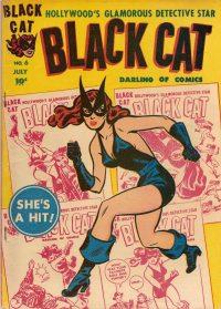Large Thumbnail For Black Cat #6
