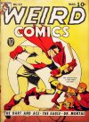 Cover For Weird Comics 12