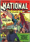 Cover For National Comics 15
