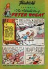 Cover For The Adventures of Peter Wheat 42