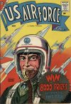 Cover For U.S. Air Force Comics 3