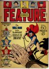 Cover For Feature Comics 104