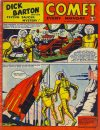 Cover For The Comet 252
