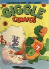 Cover For Giggle Comics 84