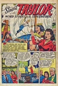 Large Thumbnail For Weird Stories of the Supernatural Archives Vol 14