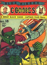 Large Thumbnail For Blue Ribbon Comics #18