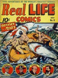 Large Thumbnail For Real Life Comics #11