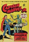 Cover For Captain Marvel Jr. 93