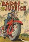 Cover For Badge of Justice 2