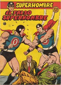 Large Thumbnail For SuperHombre 58 El falso SuperHombre