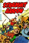 Cover For Straight Arrow 39