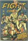 Cover For Fight Comics 29