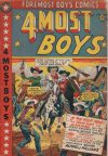 Cover For 4Most Boys Comics 40