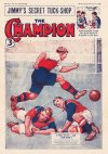 Cover For The Champion 1725