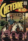 Cover For Cheyenne Kid 14