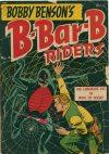 Cover For Bobby Benson's B Bar B Riders 4