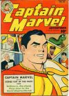 Cover For Captain Marvel Adventures 68