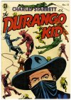Cover For Durango Kid 13