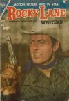 Cover For Rocky Lane Western 57