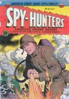 Cover For Spy Hunters 18