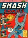 Cover For Smash Comics 10
