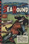 Cover For Captain Silver's Log of the Sea Hound 3