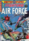 Cover For U.S. Fighting Air Force 5