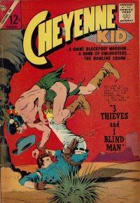 Large Thumbnail For Cheyenne Kid #44