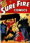 Cover For Sure Fire Comics 1 (paper/4fiche)