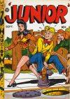 Cover For Junior Comics 9