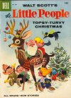 Cover For 0868 Walt Scott's The Little People