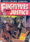 Cover For Fugitives from Justice 2