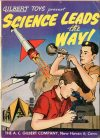 Cover For Science Leads the Way