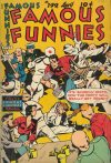 Cover For Famous Funnies 199
