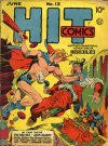 Cover For Hit Comics 12
