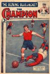 Cover For The Champion 1652