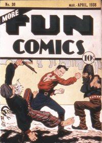 Large Thumbnail For More Fun Comics #30