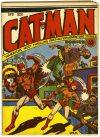 Cover For Cat Man Comics 22