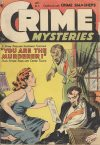 Cover For Crime Mysteries 9