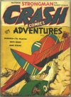 Cover For Crash Comics 2 (66 paper/2 fiche)