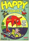 Cover For Happy Comics 3