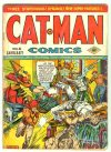 Cover For Cat Man Comics 6
